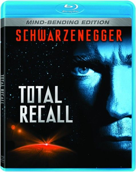 total recall blu ray cover