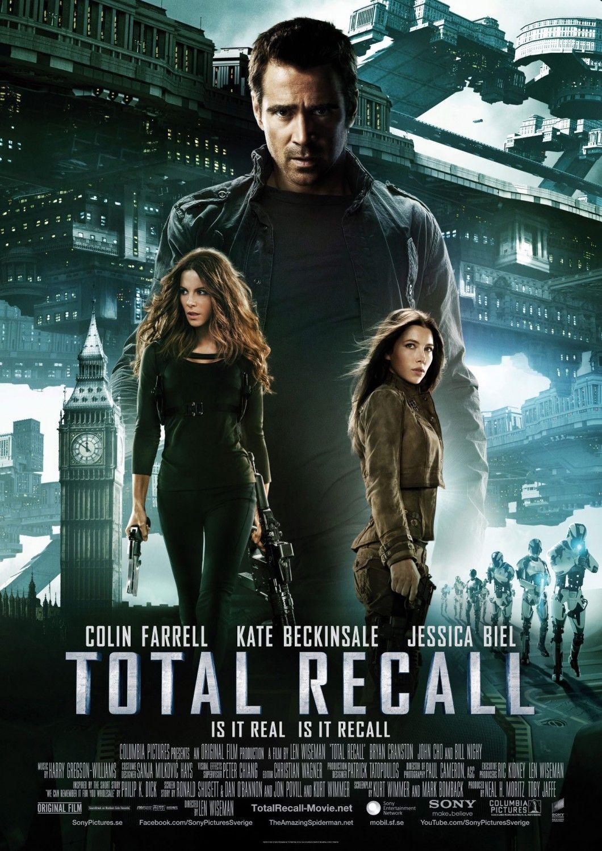გაიხსენე ყველაფერი (ქართულად) - Total Recall / Вспомнить всё (2012)