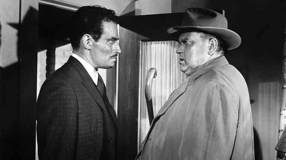 TOUCH OF EVIL Blu-ray Review | Collider Touch Of Evil