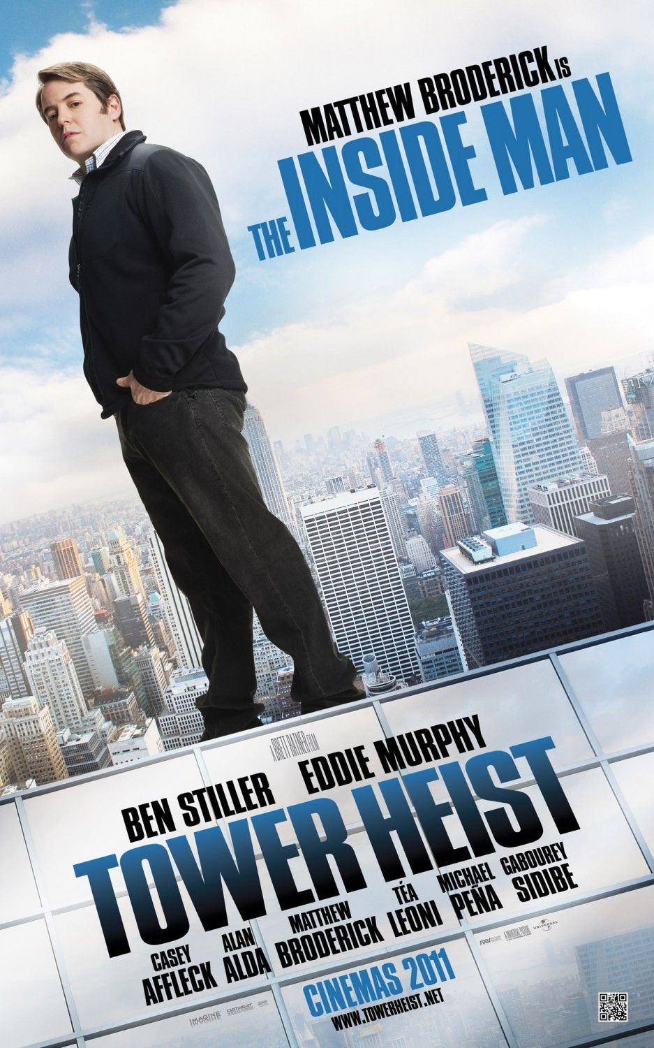 TOWER HEIST Character Posters | Collider
