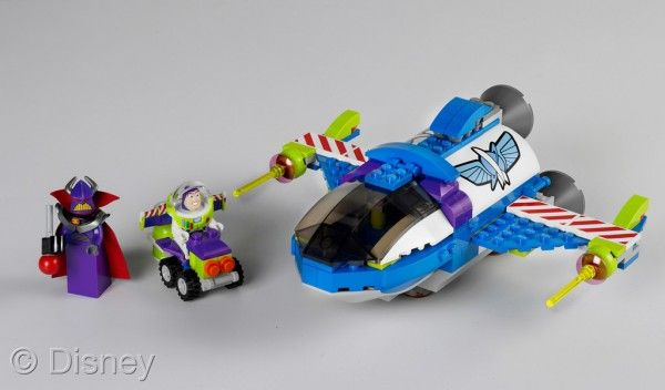 Toy Story Buzz's Star Command Ship