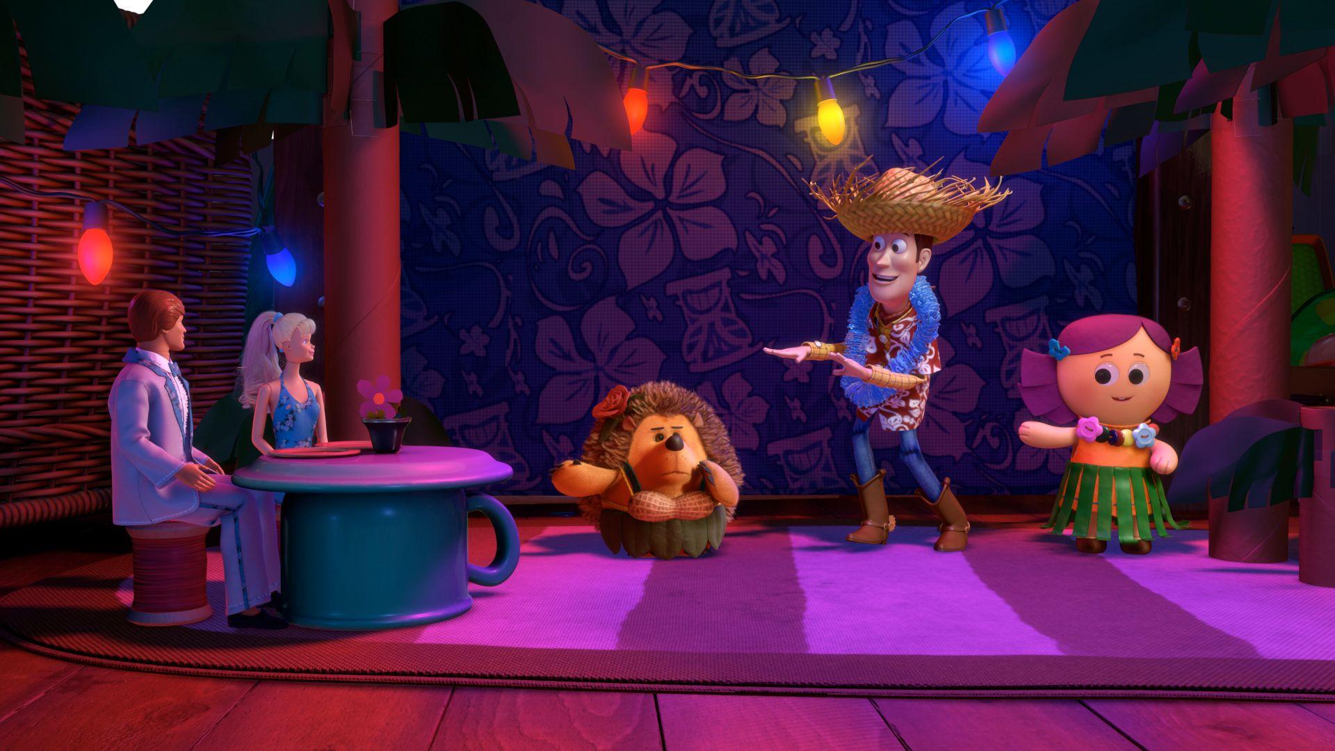 Toy Story Toons Hawaiian