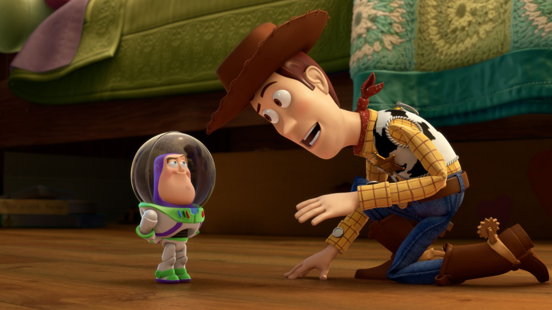 Toy Story Toys : Director angus maclane talks new toy story short small fry