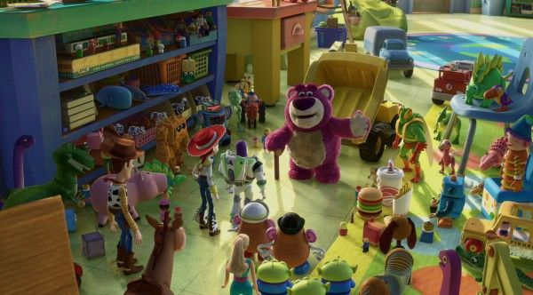 Toy Story 3 movie image lotso