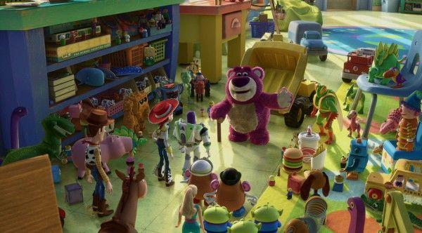 Toy Story 3 movie image lotso