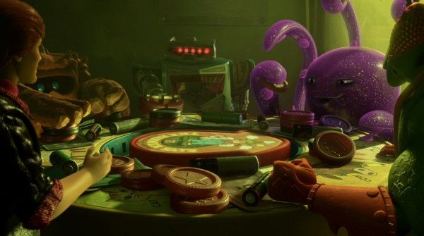 Toy Story 3 movie image aliens