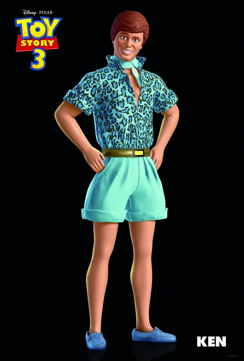 Toy Story 3 Movie : Groovin with ken hilarious promo for toy story collider