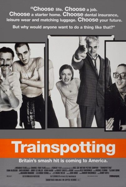 trainspotting 2 sequel poster