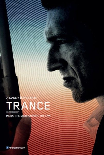 trance poster vincent cassel