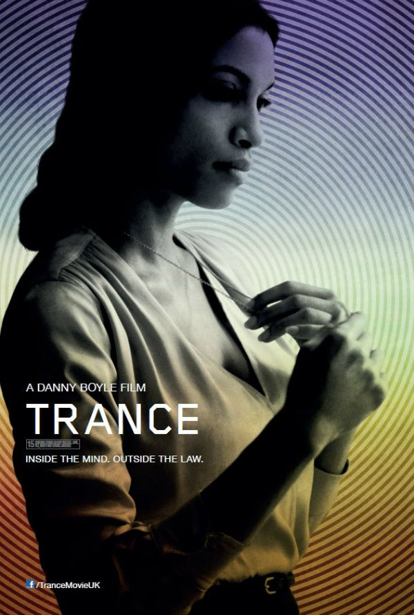 Rosario Dawson TRANCE Interview | Collider