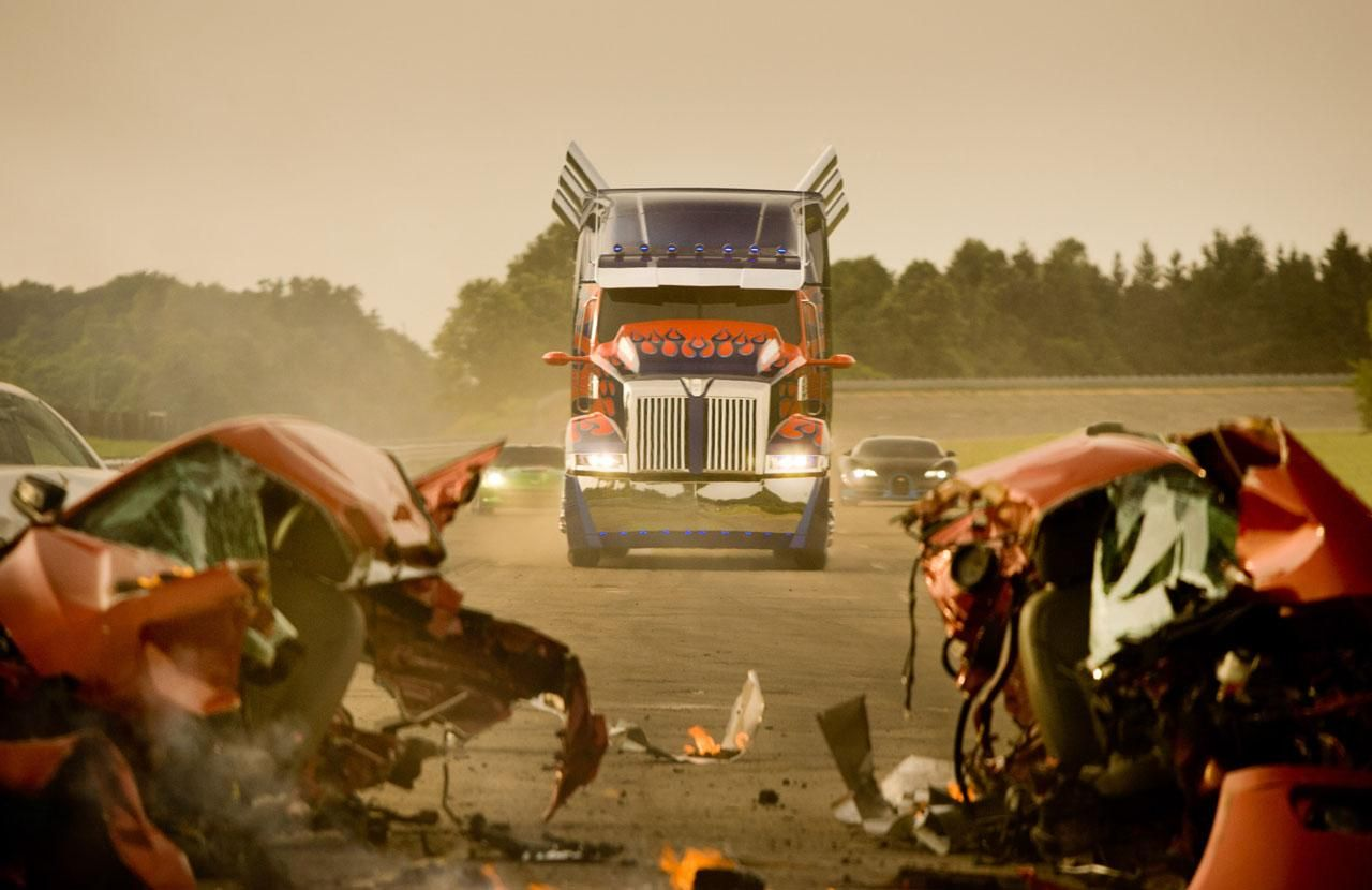 Transformers: Age of Extinction Vehicles | Collider