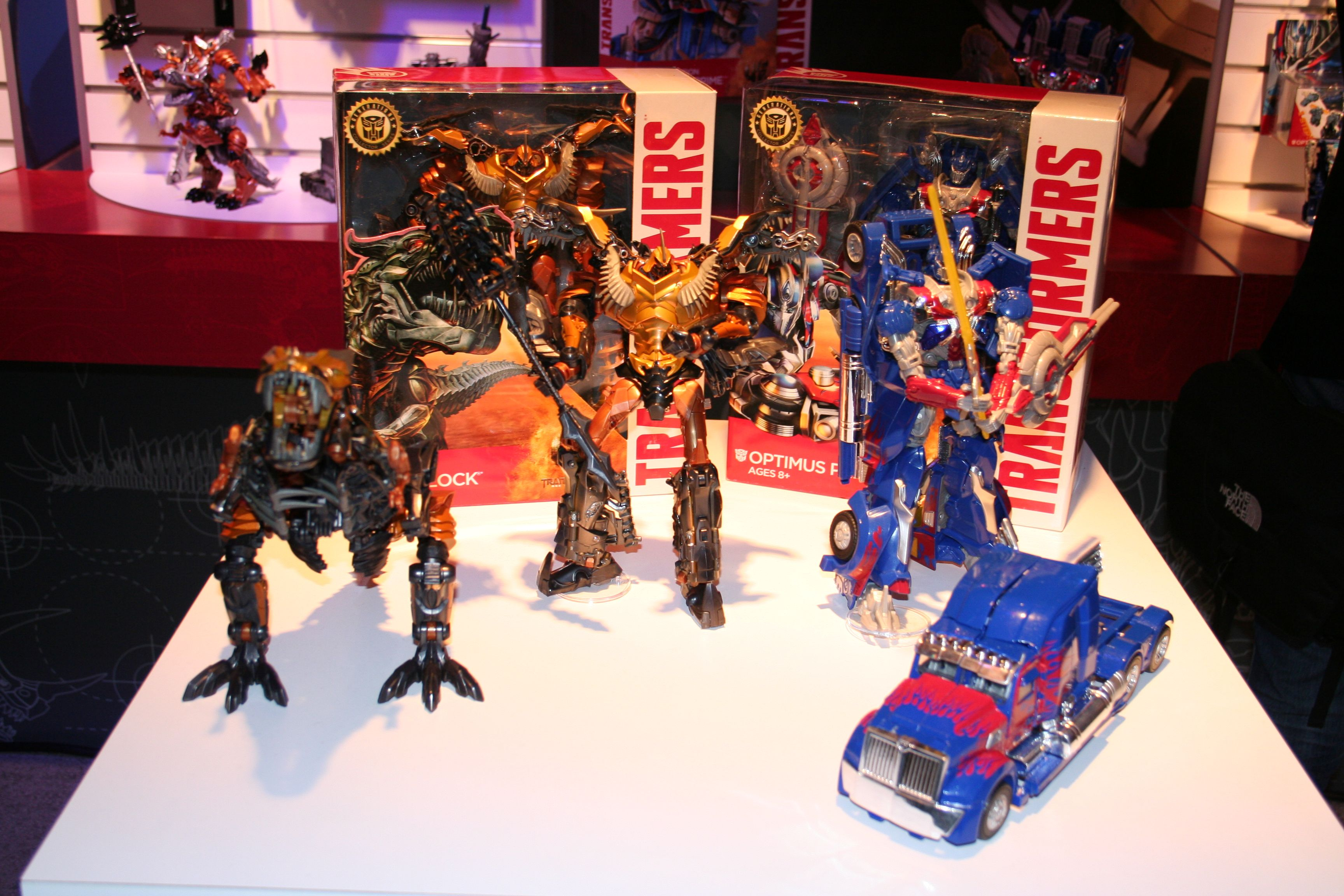 Toys For Age 4 : Transformers age of extinction toys and action figure