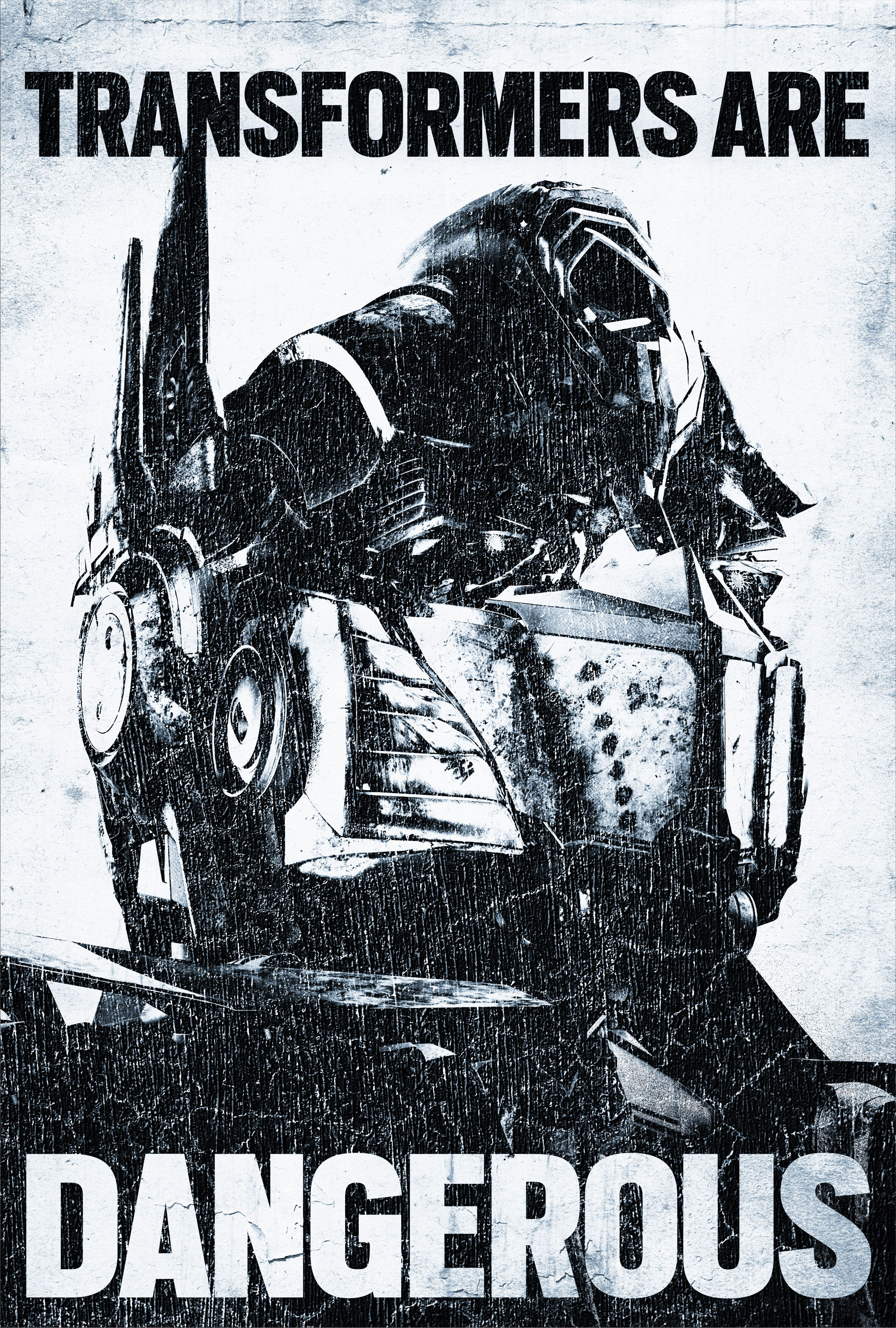 Transformers Age Of Extinction Poster Optimus Prime TRANSFORMERS: AGE OF E...
