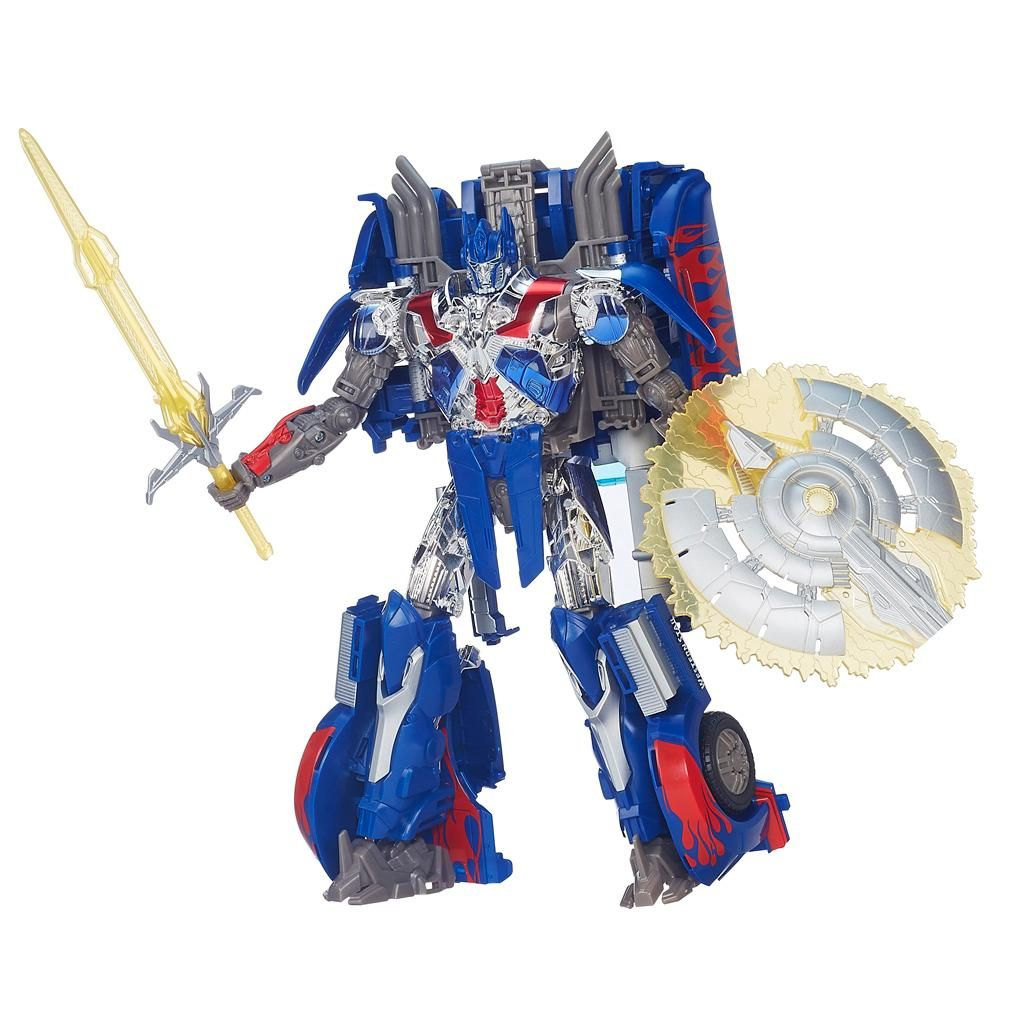 optimus prime transformers 4 age of extinction action figure images