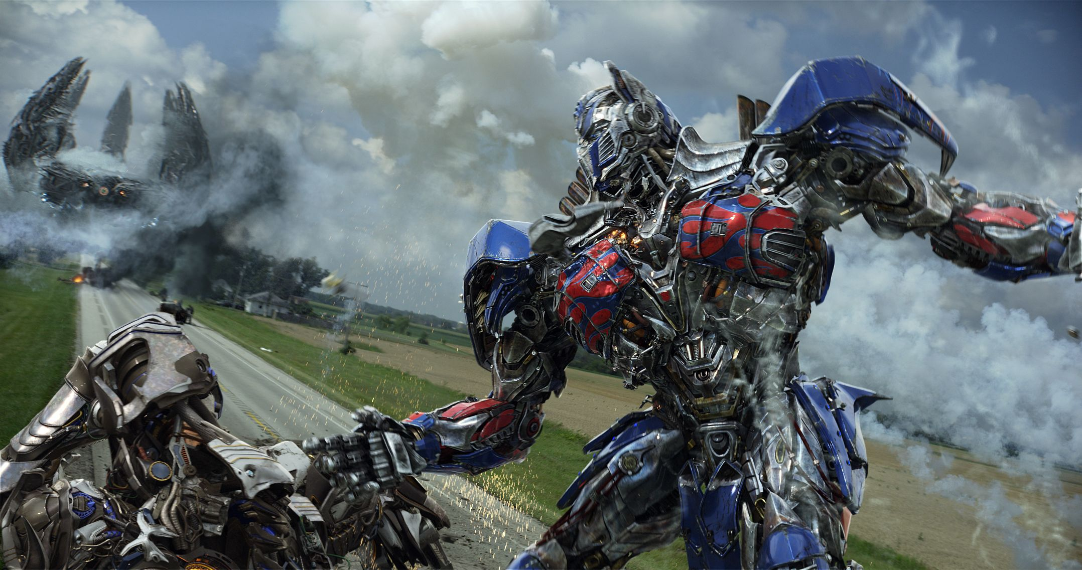 Transformers 5, 6 and 7 to launch back-to-back