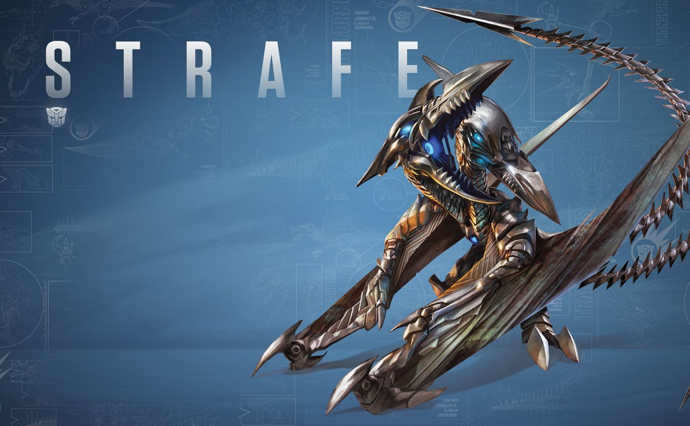 TRANSFORMERS: AGE OF EXTINCTION Toy Images | Collider