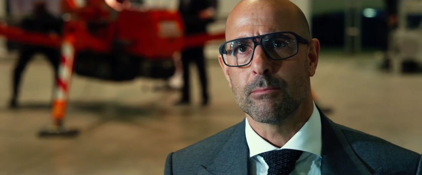 91f2c44417 Transformers  Age of Extinction Interview with Stanley Tucci
