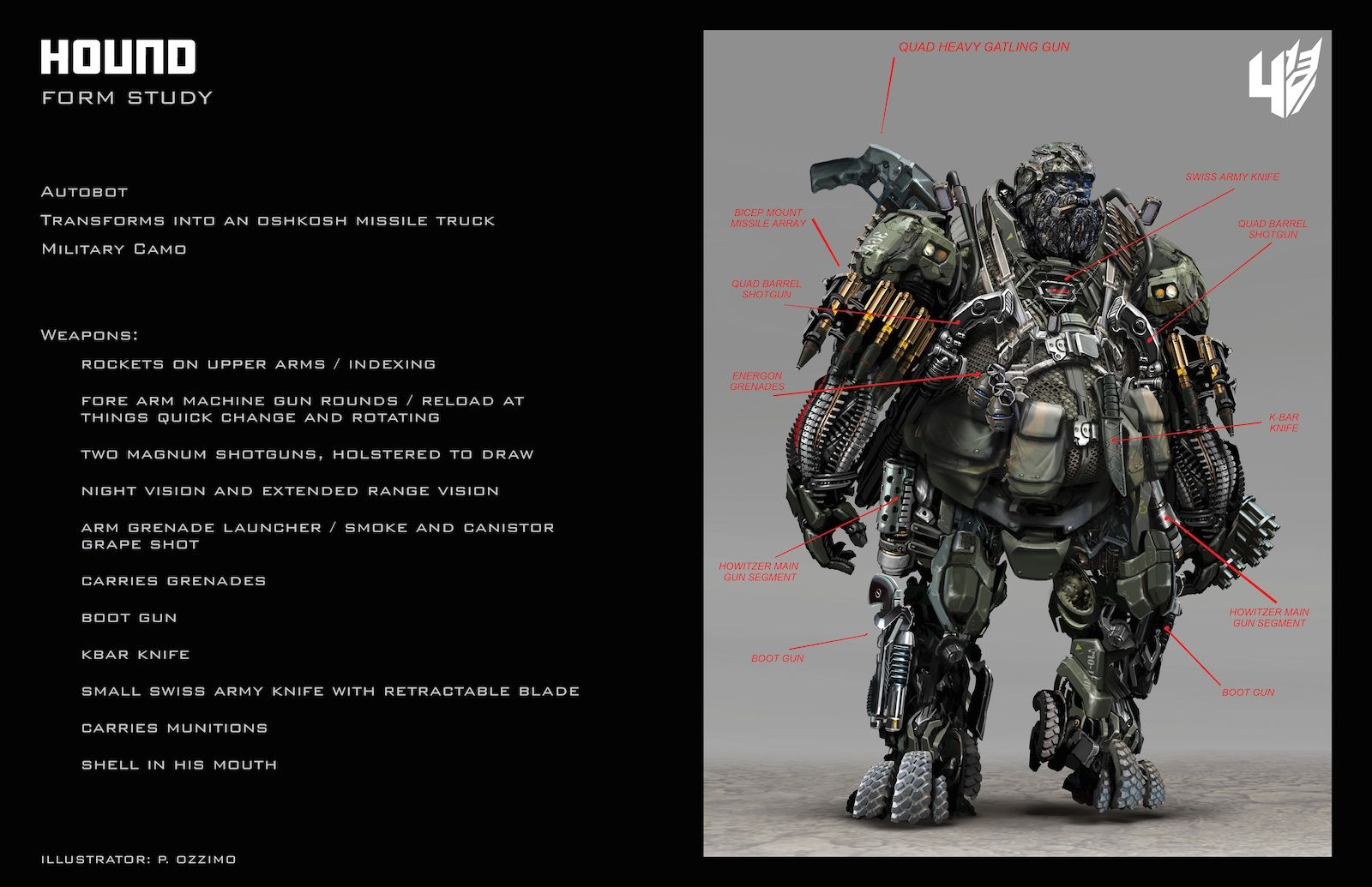transformers: age of extinction concept art and extras | collider