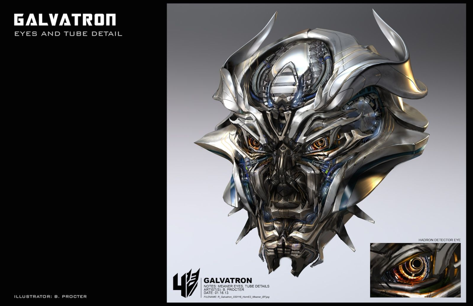 Transformers Concept Art 2