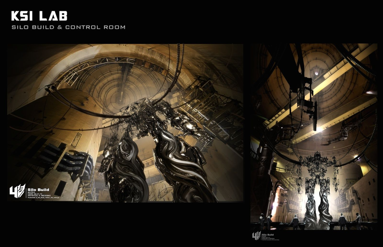 Exclusive TRANSFORMERS  AGE OF EXTINCTION Concept Art Gives You an
