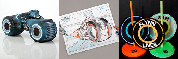 tron-legacy-papercraft-coloring-page-ring-toss-slice