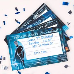 tron-legacy-party-invitations