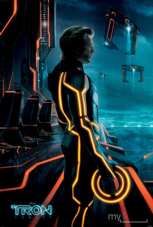 tron legacy 3d movie
