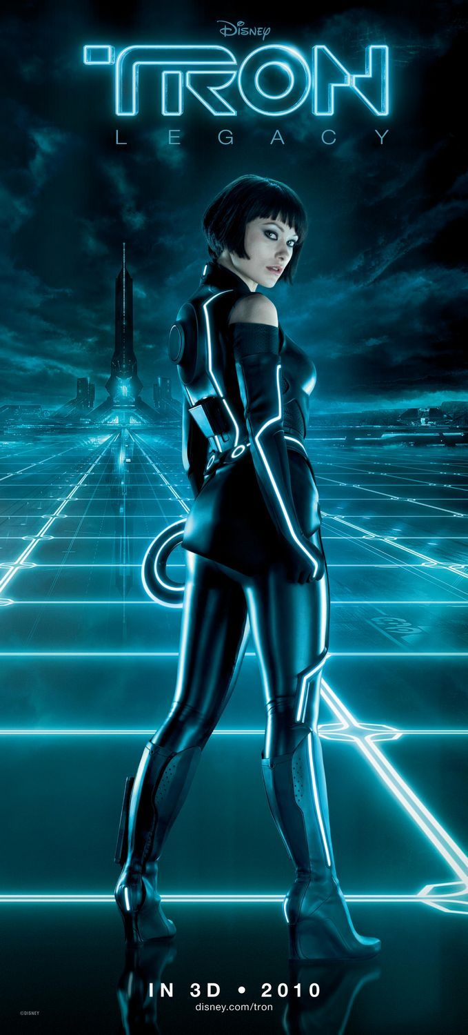 Olivia Wilde Interview TRON: LEGACY | Collider