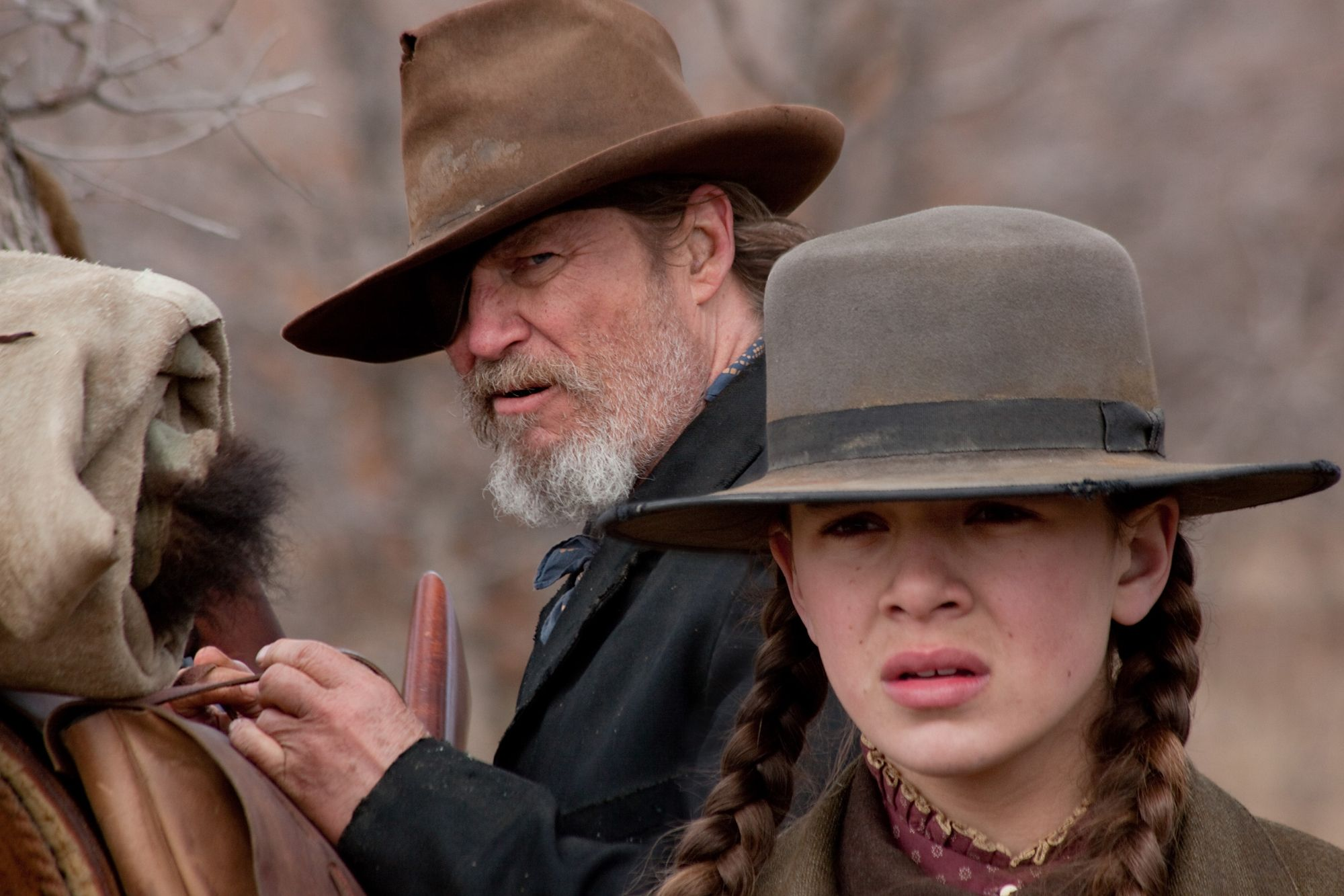 TRUE GRIT Review | Collider