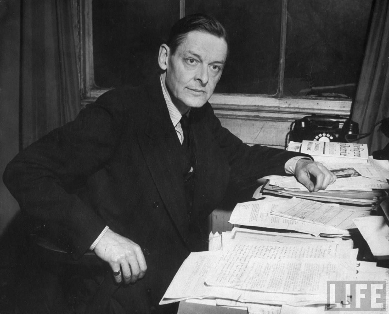 an analysis of writing styles in the waste land by t s eliot Assembled out of dramatic vignettes based on eliot's london life, the waste land's extraordinary intensity of london writing eliot t s eliot (1984), and.