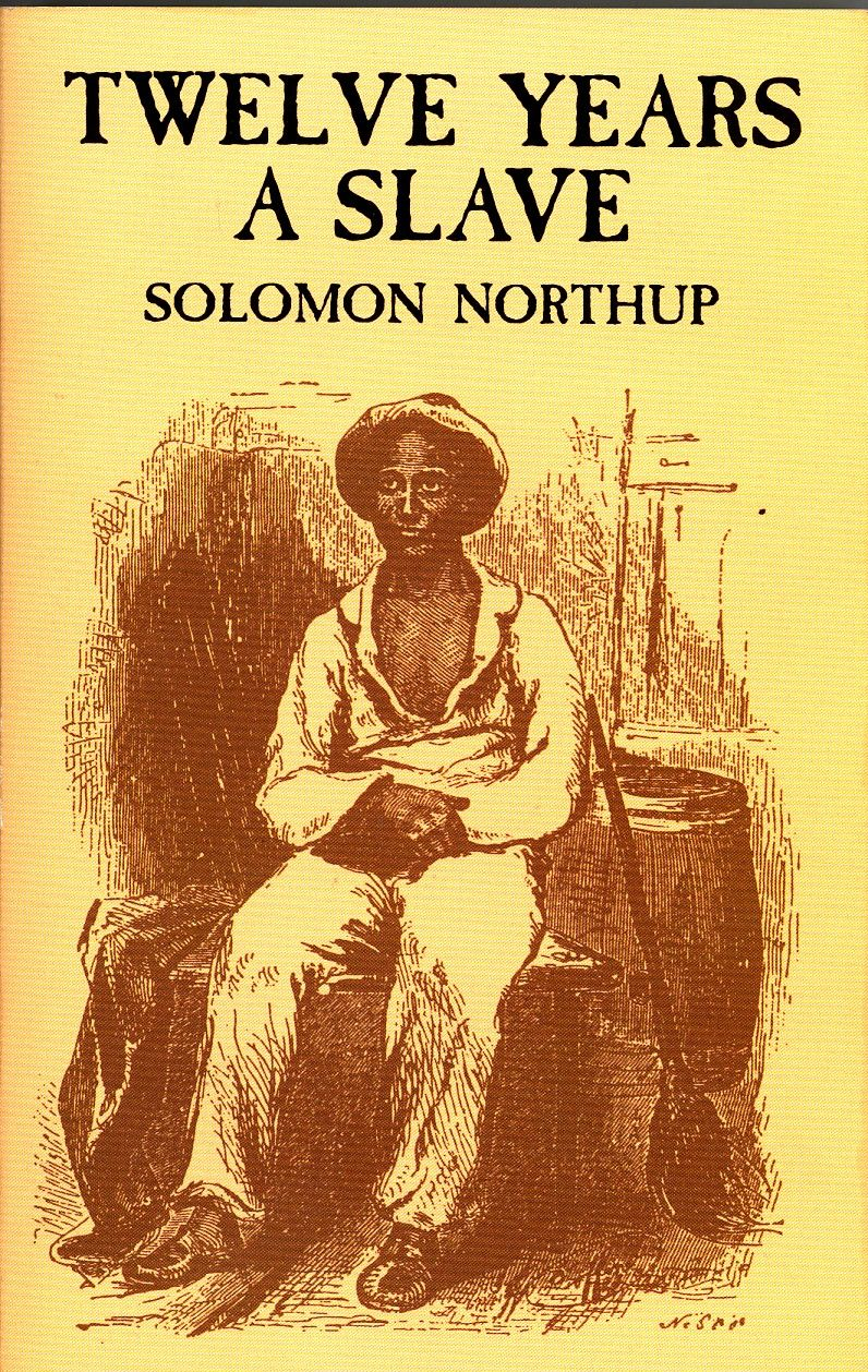 an analysis of the book twelve years a slave I am currently reading twelve years a slave by solomon northup the book,  which is set to release as a feature film next month, is powerful.