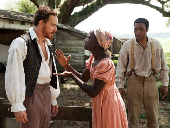 TWELVE YEARS A SLAVE Images Featuring Chiwetel Ejiofor ...