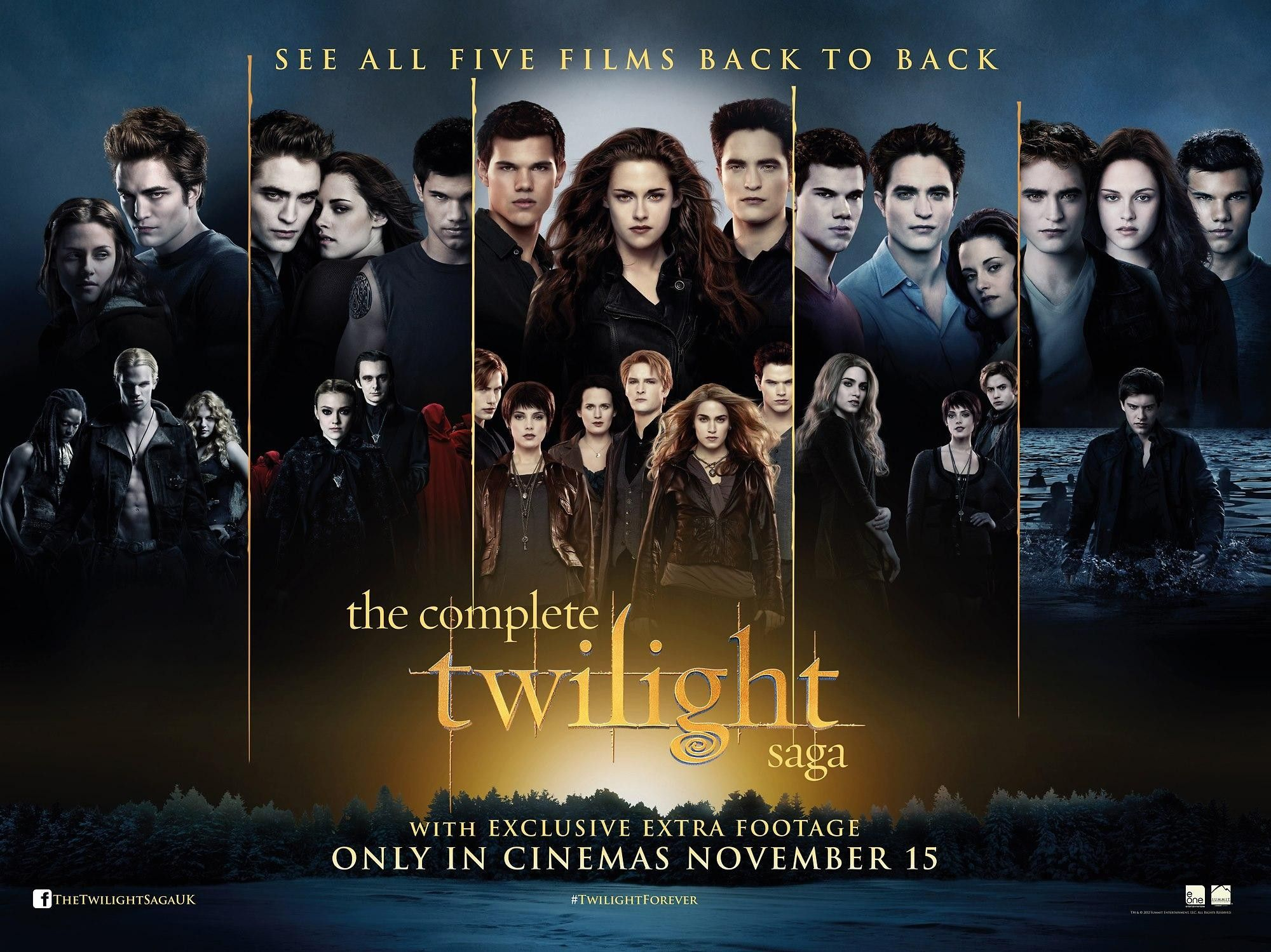 Image result for twilight all poster