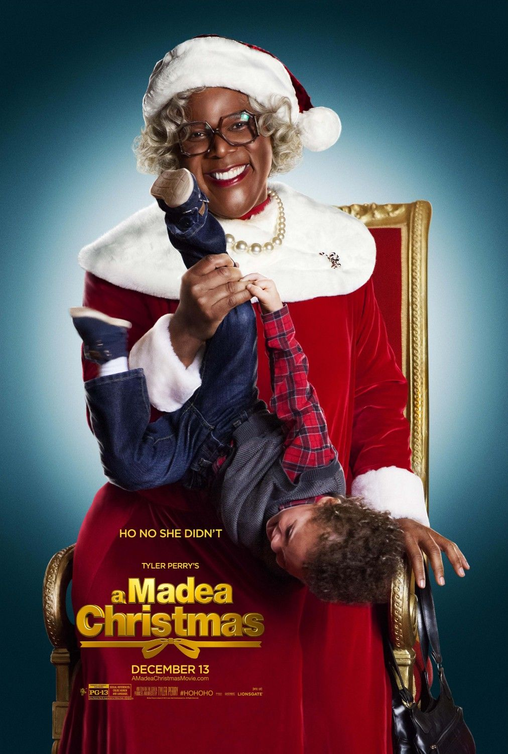 TYLER PERRY'S A MADEA CHRISTMAS Trailer | Collider