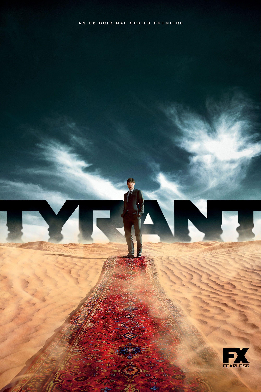 Tyrant Interview Adam Rayner Collider