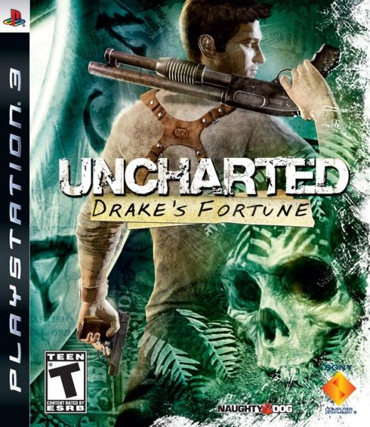 uncharted drakes fortune video game