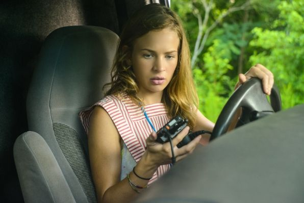 under the dome exigent circumstances britt robertson