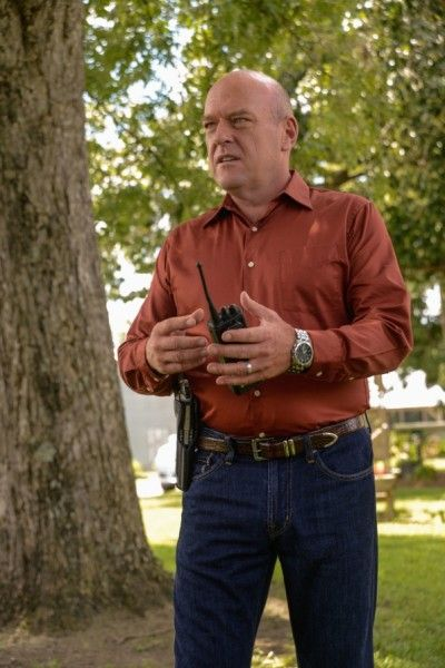 under the dome exigent circumstances dean norris