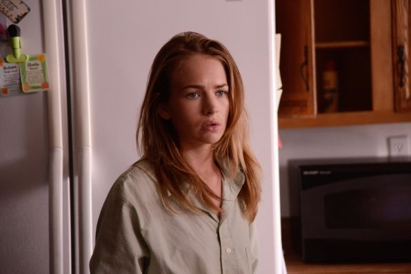 under the dome thicker than water britt robertson
