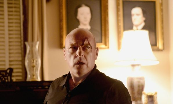 under the dome thicker than water dean norris