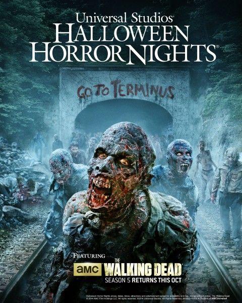 5 Best Mazes Of Universal Orlando's Halloween Horror