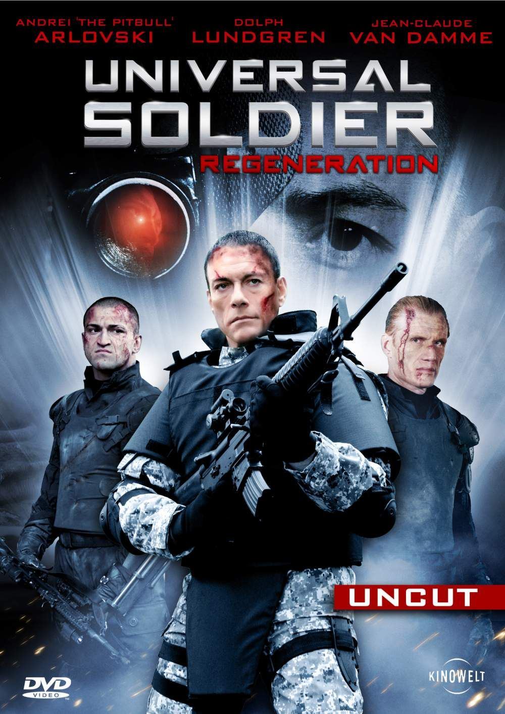 Director John Hyams Talks UNIVERSAL SOLDIER: DAY OF ...