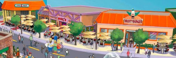 universal studios the simpsons ride springfield