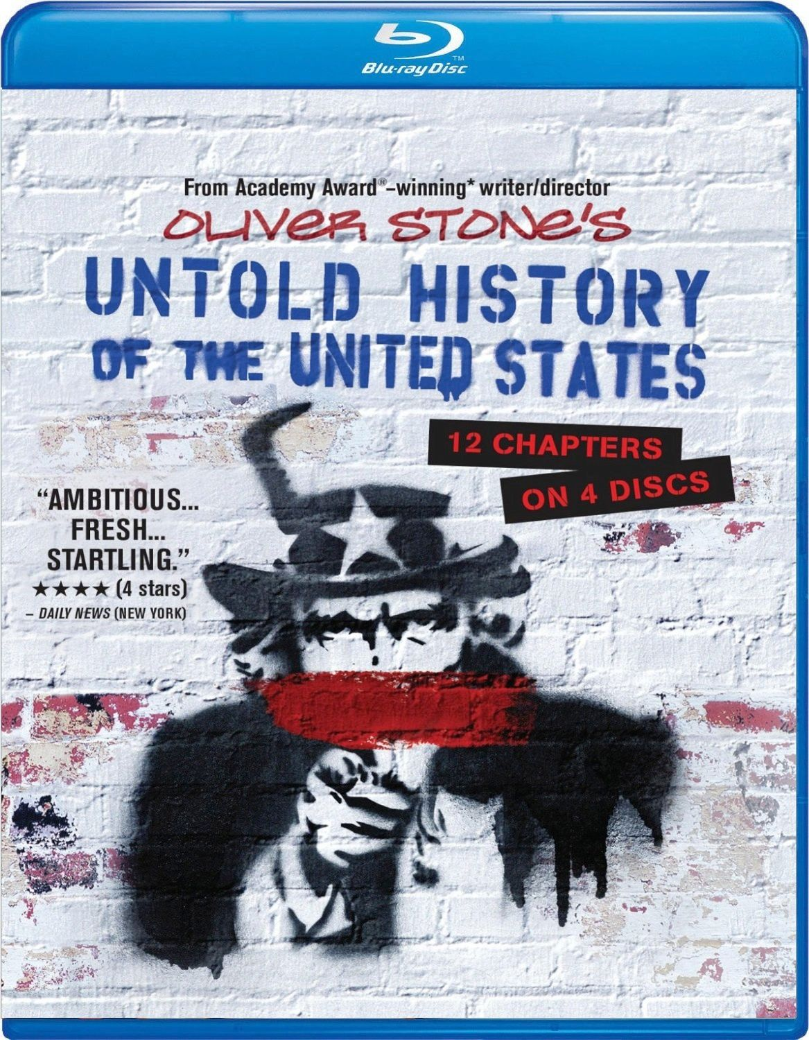 untold history of the united states blu ray cover