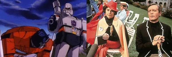 DVD and Blu-ray Deal: TRANSFORMERS and THE PRISONER slice
