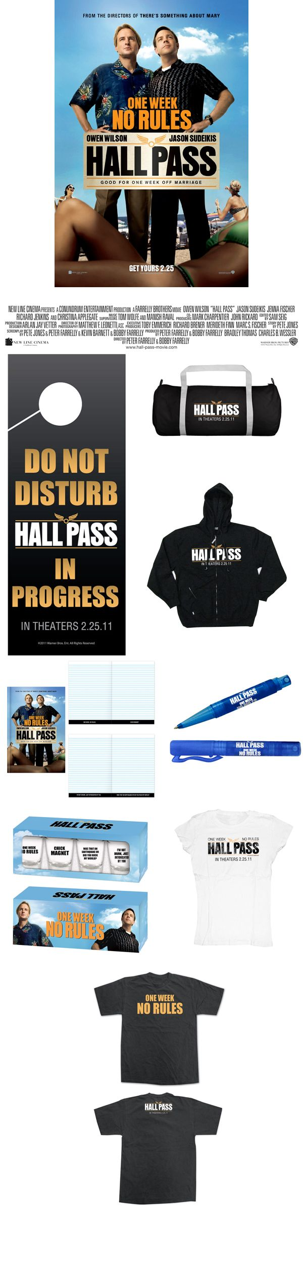Hall Pass giveaway