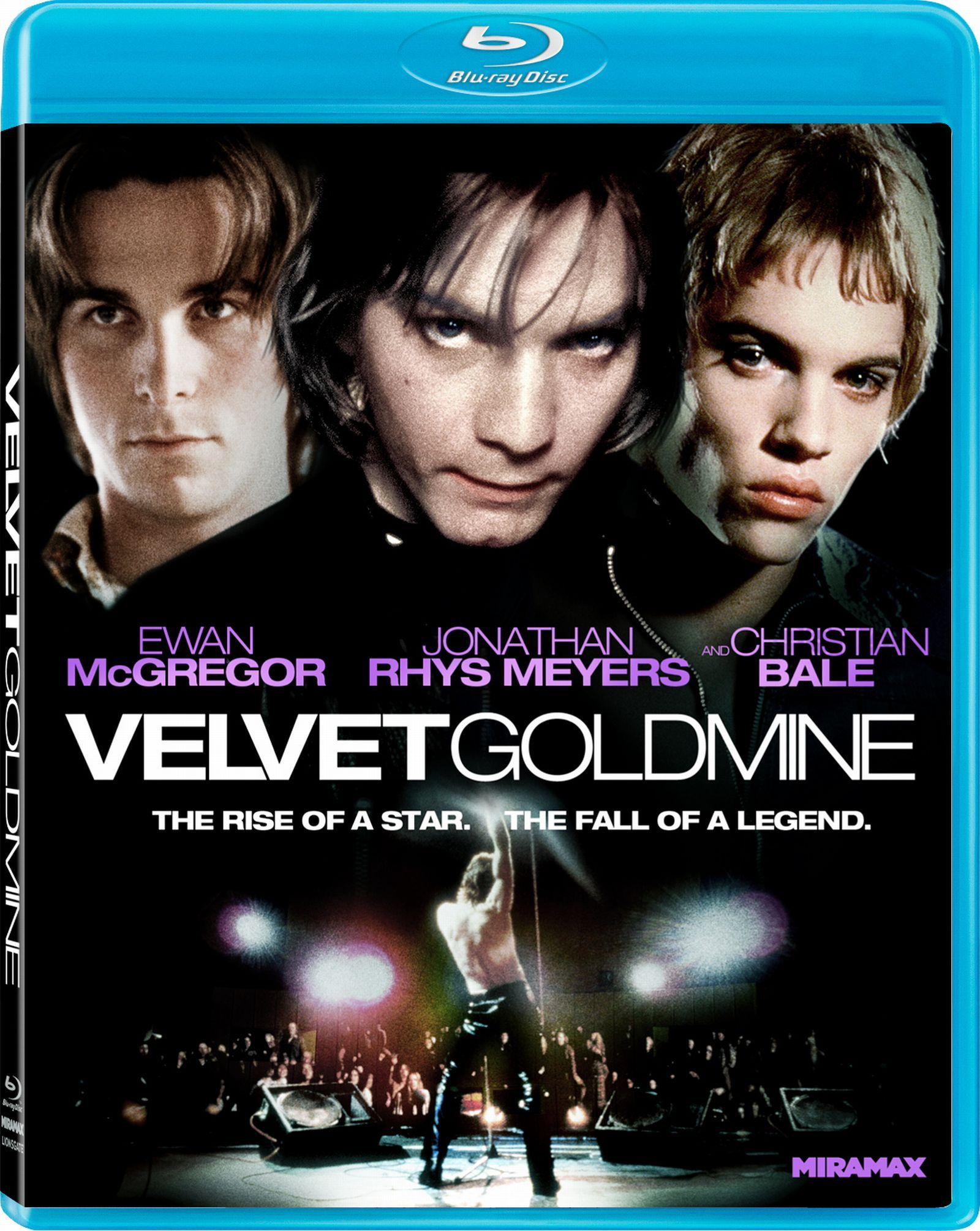 VELVET GOLDMINE Blu-ray Review | Collider