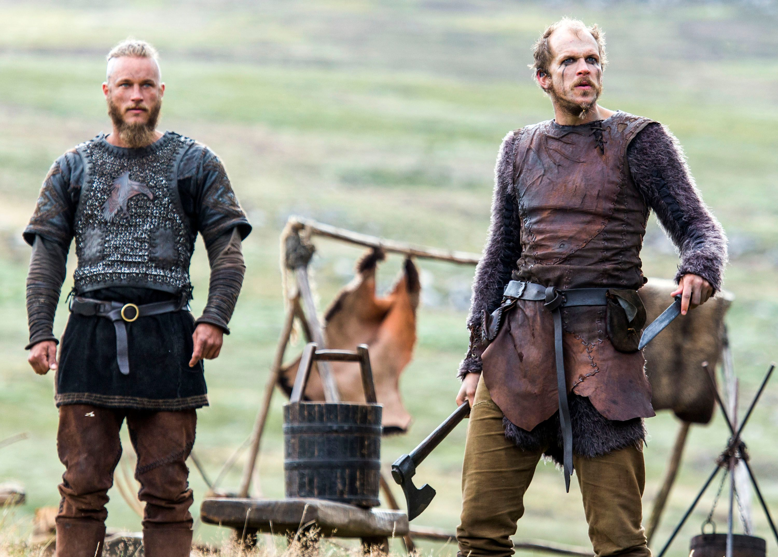 Alexander Ludwig Talks Vikings Season 3, His Character's ...