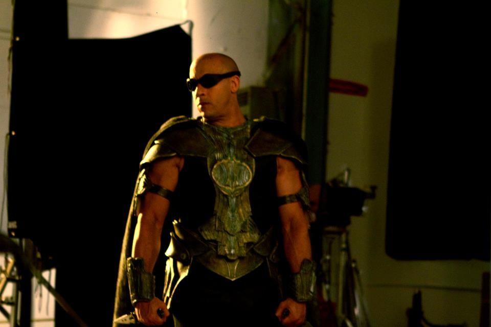 Reddick Vin Diesel