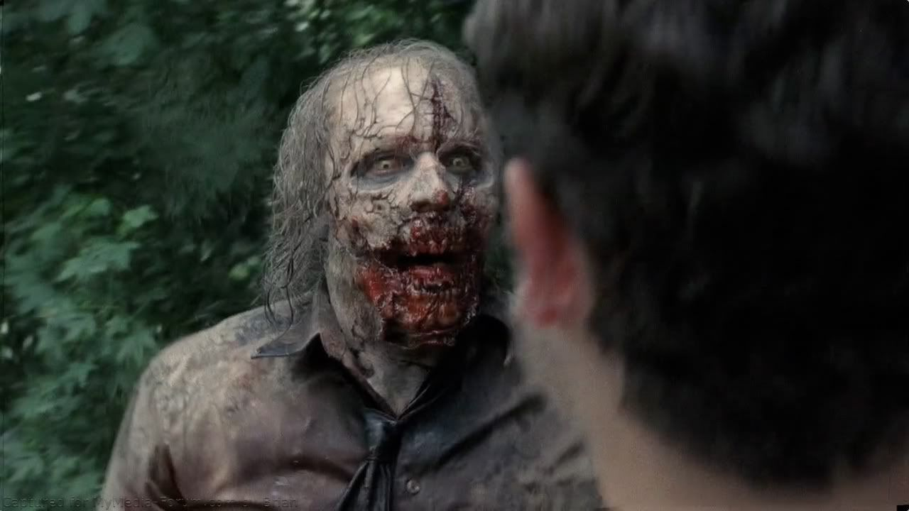 Walking dead zombies only reserve